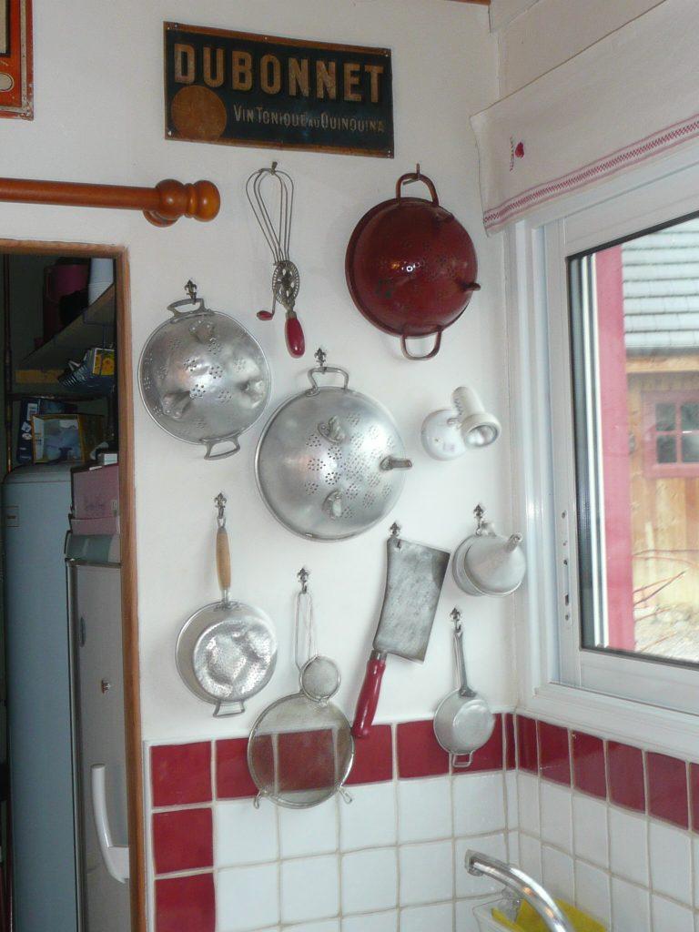 Accessoire cuisine retro le retour gagnant des cuisines for Accessoire cuisine retro