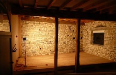 recupfactory pau décoration vintage bois palette tuto estrade décoration intérieur effet vintage pierre et bois