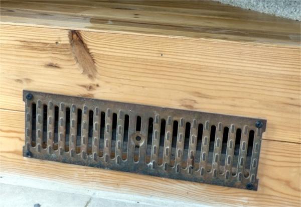 recupfactory pau décoration vintage bois palette grille récupération fonte pour style industriel