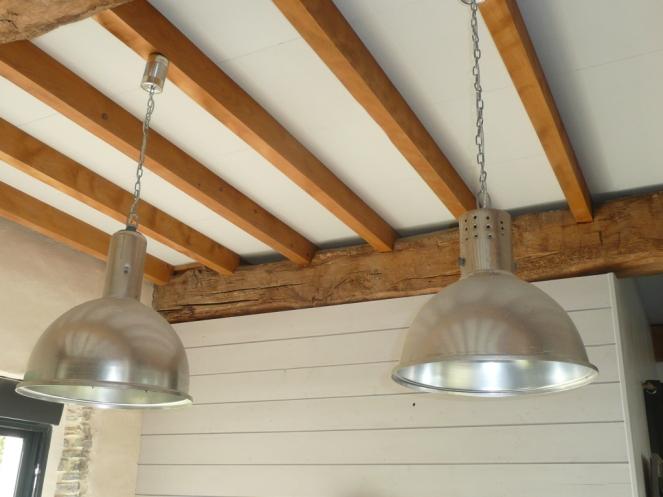 recupfactory pau décoration vintage bois palette lampes industrielles et vintage récupération d'atelier