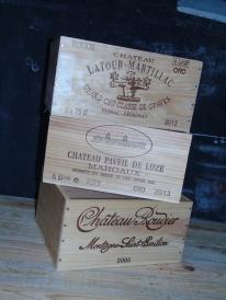 caisses a vins bois recup et factory pour deco vintage