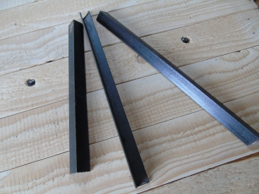 table tuto pied de machine à coudre vintage factory cornière acier