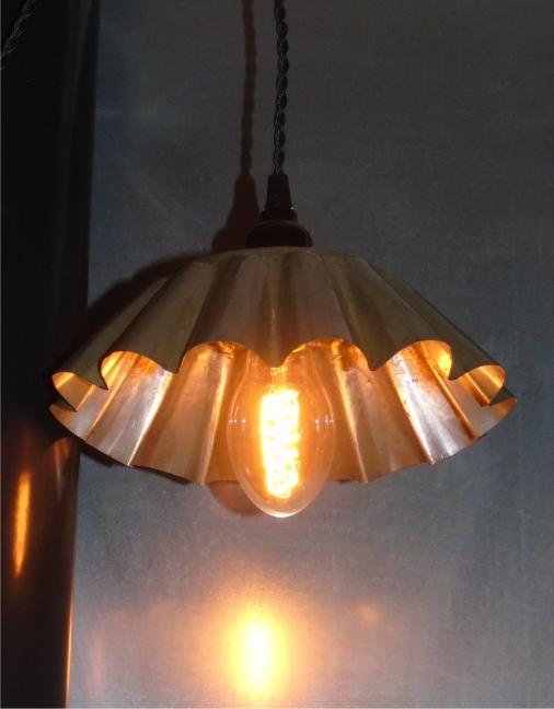 lampe vintage cuisine moule a gateau ampoule edison on recupfactory