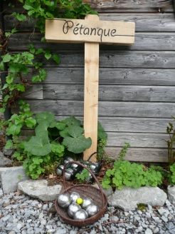 bois palette decoration signaletique customisation personnalisation location vintage creation recup petanque