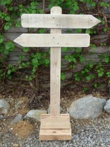 bois palette decoration signaletique customisation sur mesure personnalisation location vintage creation recup
